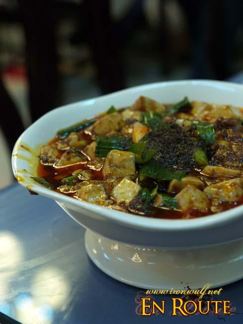 Chen's Famous Mapo Tofu