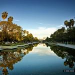 Espelho d'água - Parque Farroupilha