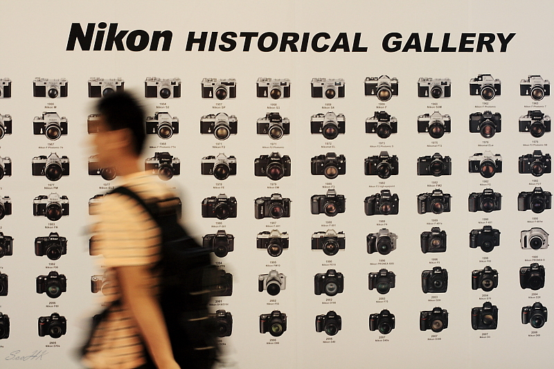 Nikon Historical Gallery