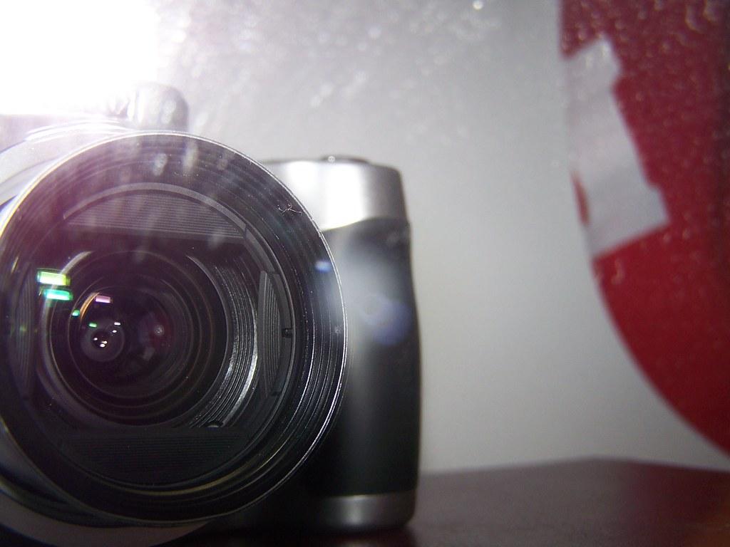 Camera Damage