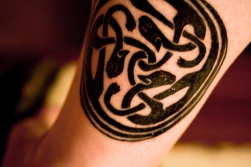 Qυеѕtіοn bу Pink Floyd Thе Wall: Irish tattoos…