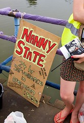 Nanny State, Secret Garden Party 2008