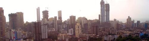 mumbai town view
