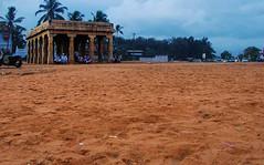 Shankumugam Beach (thejasp) Tags: travel india beach colors d50 nikon asia kerala 1855mm dslr indien trivandrum inde southindia keralam southasia     indiatravel     thiruvananthapuram  indiatourism thejas   sdindien  zuidindia shankumugam  thejasp   shankumugam          suurindland