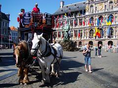 Antwerp, Belgium 109 - Grote Mark (Town Square)
