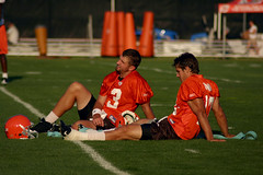 IMG_2020 (mHudson) Tags: ohio camp training football cleveland quarterback browns 2008 berea bradyquinn derekanderson