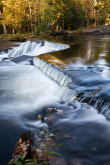 Upper Bond Falls Cascades (James Marvin Phelps) Tags: outdoors photography waterfall michigan falls upper waterfalls bond upperpeninsula peninsula jmp bondfalls mandj98 anawesomeshot jamesmarvinphelps