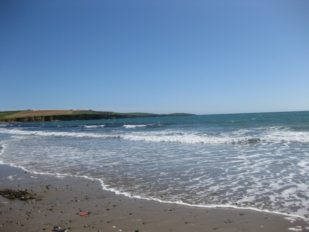 Ardmore Beach, Waterford, Eire
