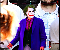 A Joker In The Crowd (P.S.Zollo) Tags: riverside hollywood joker billy debbie obama frankies tarzana lovesong thetimes wackydoodle folktacular syderino redemptionsong1111 theyareachangin obamawillwininalandslidemccainisaloserthroughandthrough