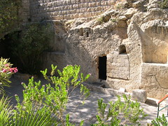 Jesus's Tomb (upyernoz) Tags: israel palestine jerusalem ישראל ירושלים gardentomb القدس إسرائيل فلسطين أورشليم