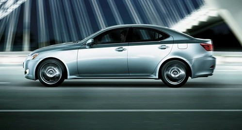 новый Lexus IS250 2009 фото