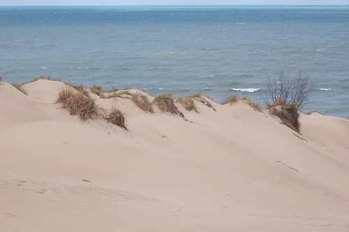 Lake Michigan - Mount Baldy