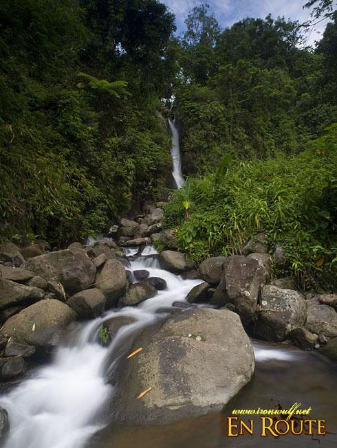 Mambukal 7th Falls Cascades