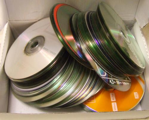 Disc Waste