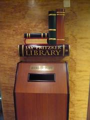 Biblioteca del Viyager of the Seas