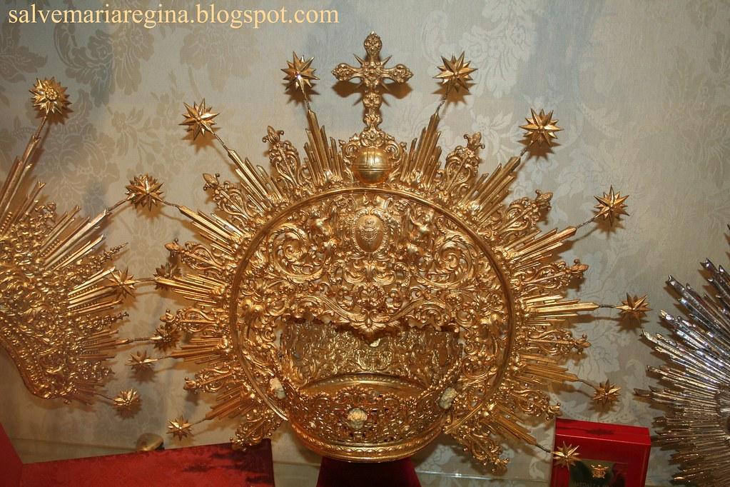 Corona de Nuestra Señora del Mayor en su Soledad.