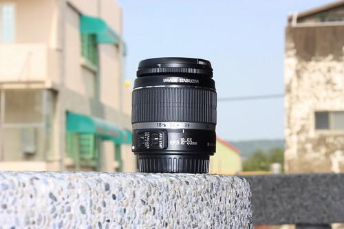 18-55mm IS Kit lens
