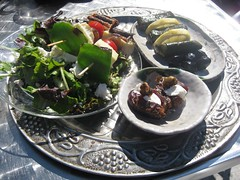 Lunch at Samovar