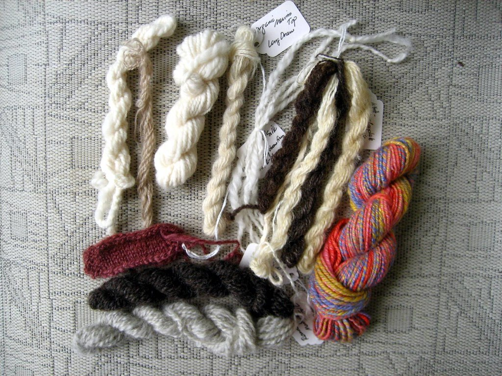 soar2008 Sample Skeins