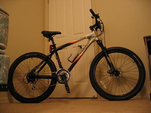 A New Bike