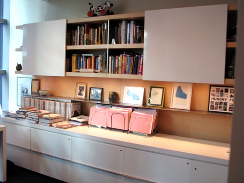 Ruth Reichl's Office