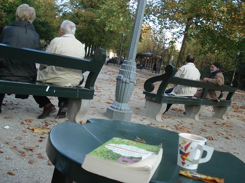 Cocoa & Solitude in Parc de Bruxelle