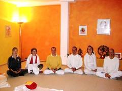 Morgen-Meditation Yoga Vidya Villingen-Schwenningen