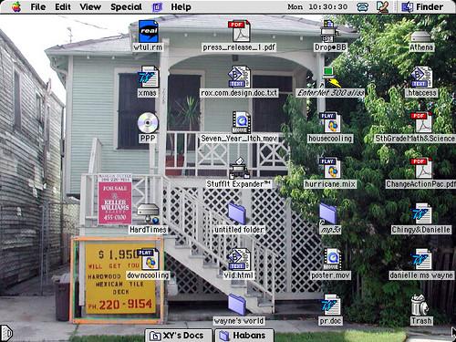 OS 8.6 Desktop