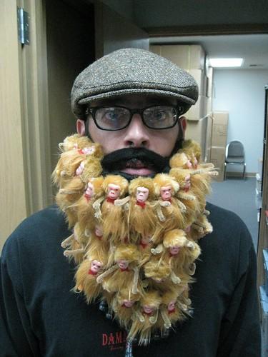 Beard of Might Monkey