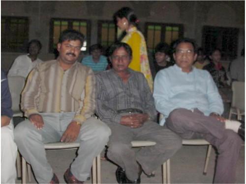 Aamir Raza,Ustad Bashier Khan(Tabla),Ustad Slamat Ali(Ghazal)