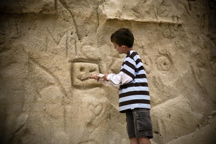 sand graffiti2