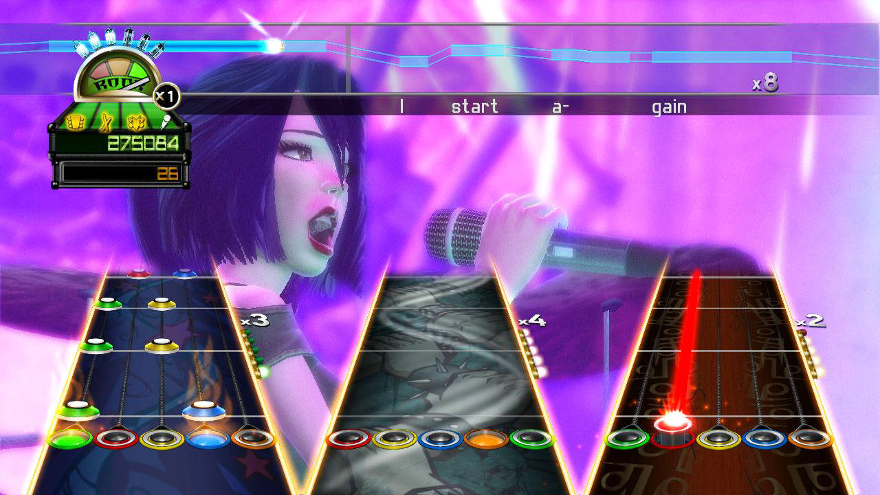 Guitar Hero World Tour - 'What I've Done'