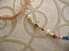 thread beads