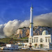 Gibraltar: Mosque at Europa Point