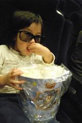 3D映画の正しい鑑賞の仕方