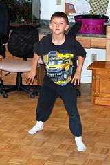 pulguito dancing