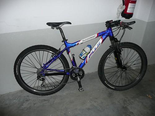 Bicicleta btt segunda mano. Ocasión!  Fuji Suncrest.