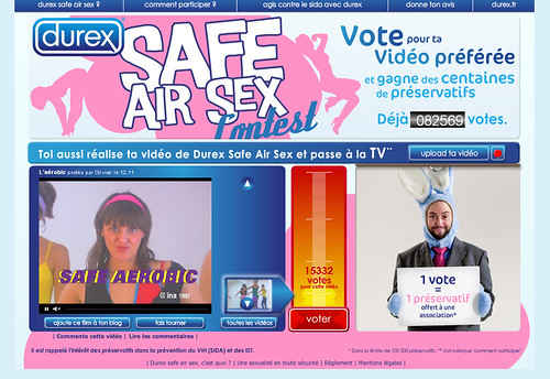 Durex Safe Air Sex
