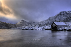 Boat Shed : Dove Lake