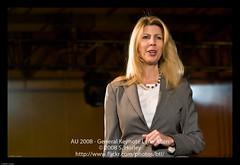 AU 2008 - General Keynote Lynn Allen