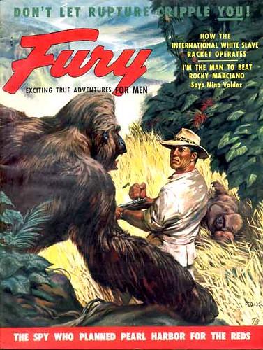 FURY 60's Men's Mag