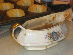 what gravy boats look like