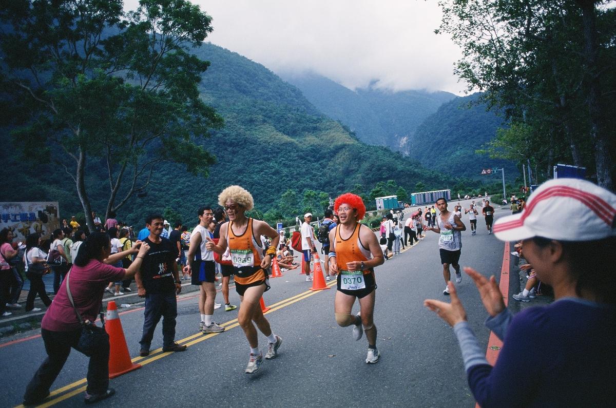 馬拉松終點 01