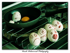 They know there DESTINY =p (     ) Tags: killing horror murderer egges