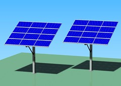 Inseguitore fotovoltaico 12M