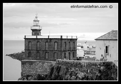Faro del Pueblo.Melilla