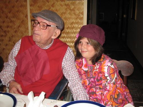 Poppa Sidney and Emily