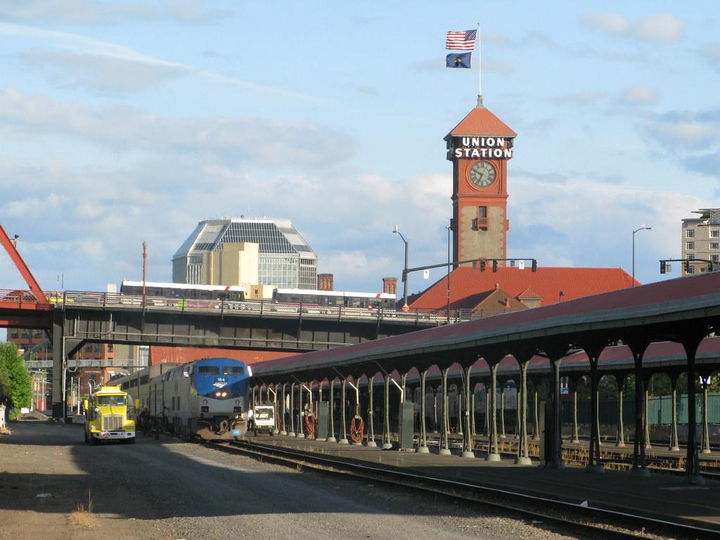Context: Portland, Railroad Metropolis