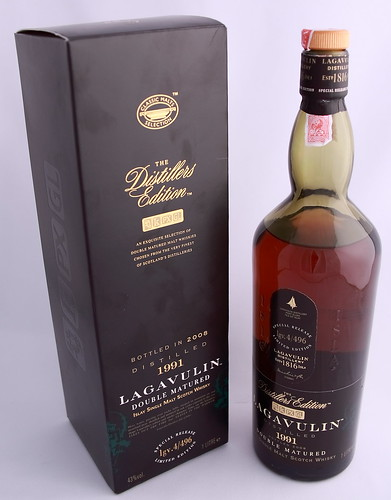 LAGAVULIN 1991 – THE DISTILLERS EDITION