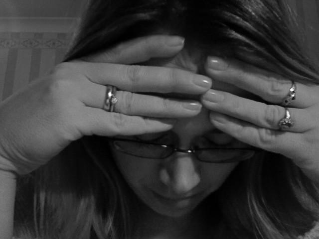 My head hurts! February 17th